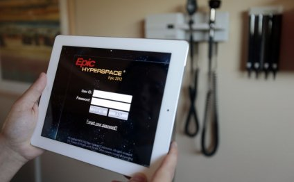 Epic Systems software