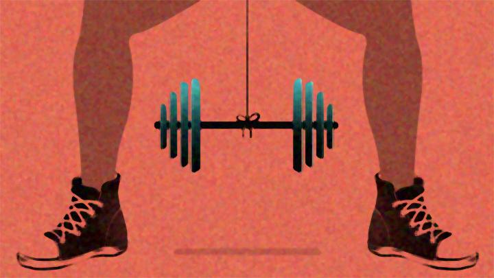 Kegel exercise for women