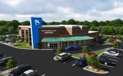 Baptist Medical Park - Airport