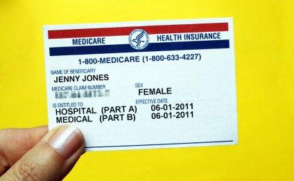 Medicare Card Cake To reform