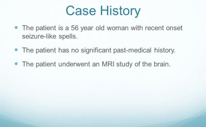 Medical case Presentation