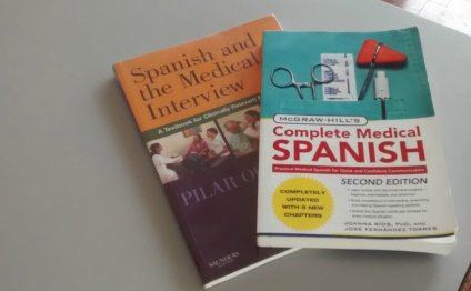 Spanish for Healthcare professionals book - Medical Case