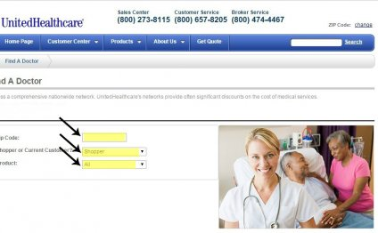 United Healthcare Provider Finder