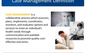 Definition of Case Management in Healthcare