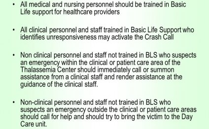 Basic Life Support for Healthcare Providers