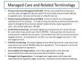 Case Management Terminology