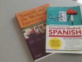 Spanish for Healthcare professionals book
